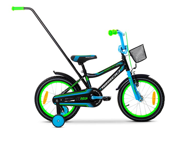 Bike ROCKET ALU - Tabou